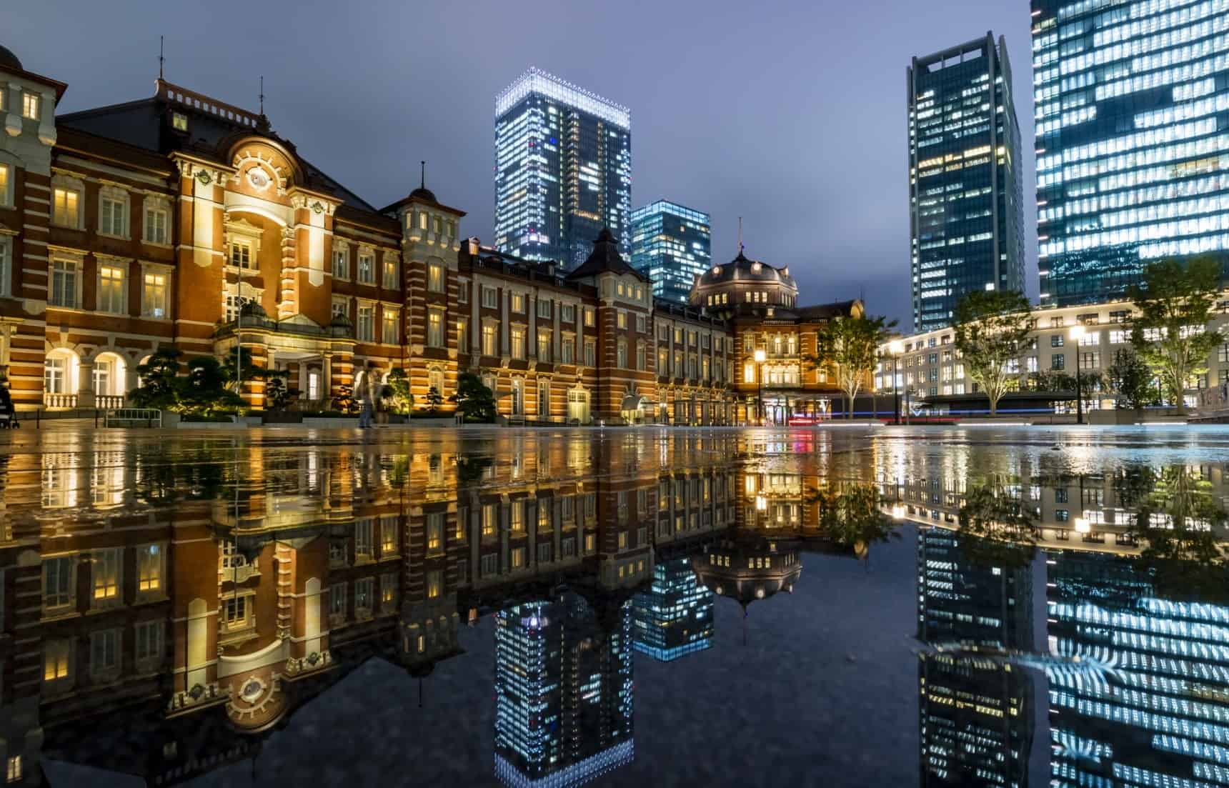 staying near tokyo station