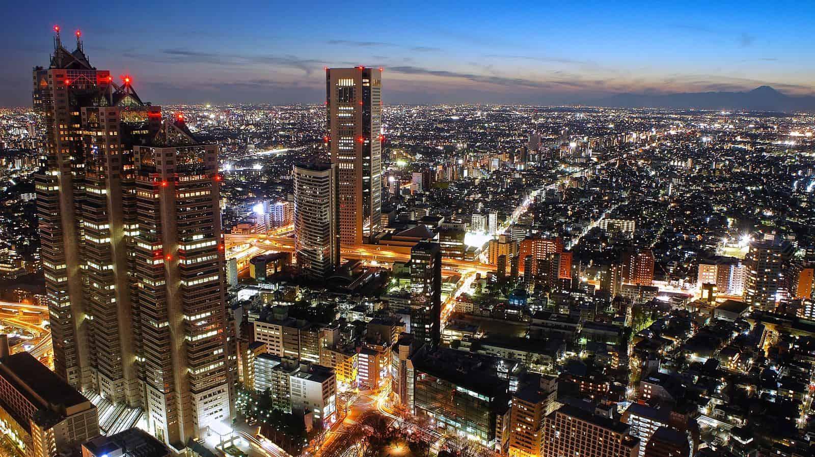 visit the Tokyo Metropolitan Government Building